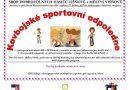 SDH Višňové pořádá opět po roce sportovní odpoledne pro děti