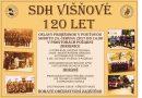 24. června – Oslava 120 let od založení SDH Višňové