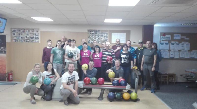 Bowlingový turnaj našeho okrsku 17.3.2019