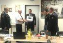 Náš člen Marcel Ingrle oslavil na Odborné radě velitelů 45 let – gratulujeme