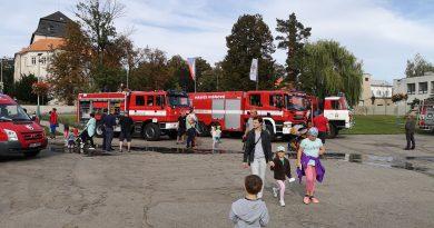 Zábavné odpoledne s hasiči 19.9.2020 Miroslav