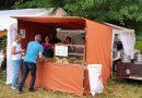 Hasiči zajištovali občerstvení při první části filmového festivalu v parku