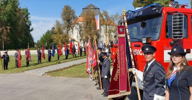 Oslavy 140 let Sboru dobrovolných hasičů